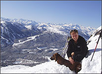 Winterurlaub in M�hlbach - Ein Paradies f�r Schneefreaks